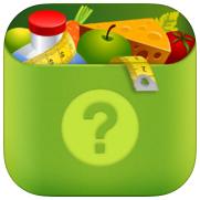 ダイエットアプリレビュー39『栄養管理クイズ 食事やダイエットに関するウソとホント600問』