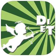ダイエットアプリレビュー53『天使のダイエット』
