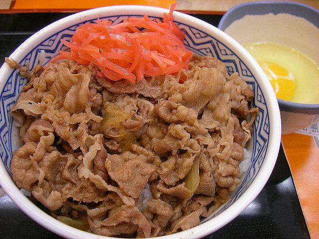 低カロリー高タンパクな健康ダイエットフードを探せ!Vol.6『牛丼:吉野家』