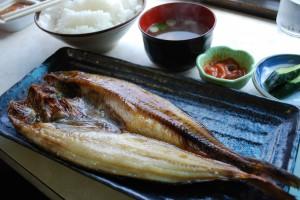 低カロリー高タンパクな健康ダイエットフードを探せ!Vol.7『しまほっけの炭火焼き定食:大戸屋』