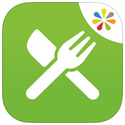 iPhone・ダイエットアプリレビュー83『Calorie Counter, Dining Out, Food, and Exercise Tracker』