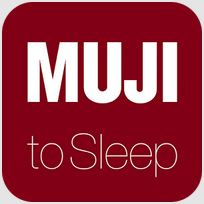アンドロイド・ダイエットアプリレビュー3『MUJI to Sleep』