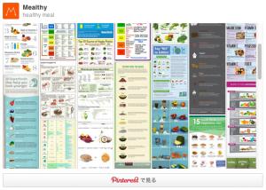 Pinterest始めました!ダイエットに有効な情報が超満載です♪