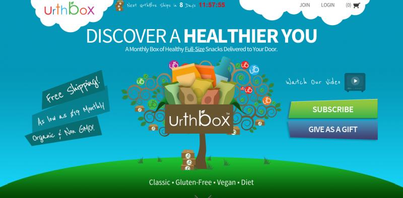 ダイエットにもつながる注目のWEBサービス・アプリ系スタートアップ vol.5『UrthBox』