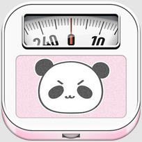アンドロイド・ダイエットアプリレビュー9『体重管理♪ダイエットbyだーぱん ☆超便利シリーズ第2弾☆』