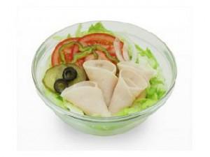 低カロリー高タンパクな健康ダイエットフードを探せ!Vol.23『ターキーブレストサラダ [サブウェイ] 』