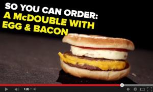 まだマックを普通に食べてるの?アイディア一つでより安く、よりゴージャスに♪
