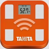 アンドロイド・ダイエットアプリレビュー46『タニタの無料健康管理アプリ ヘルスプラネット』