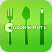 アンドロイド・ダイエットアプリレビュー37『カロリーノート / ダイエット メモ』