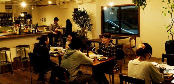 食事検索アプリを使って食べて健康ダイエット3 | 渋谷のレストラン編