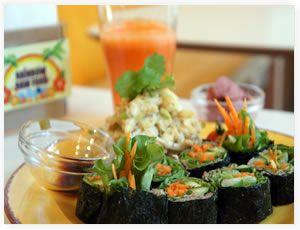 食事検索アプリで外食ダイエット10『レインボー・ローフード』| 恵比寿のレストラン編