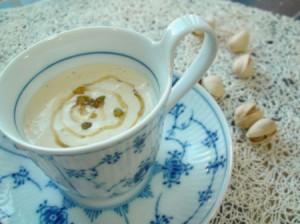 潤い美肌の薬膳レシピ『白ゴマと豆乳のブランマンジェ』 | キレイで簡単★フレンチ薬膳で食べて健康ダイエット