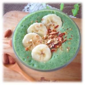 fAVAスムージー・ダイエット・レシピ vol.3『美肌の味方☆小松菜のスムージー』 | 酵素の力で腸内デトックス