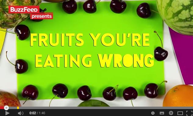 【朗報】イチゴのヘタはこう取れ!果物と毎日付き合うための6つのテクニック!