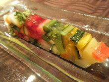 室谷真由美のビューティーフード・レポ 『La Longevite』 | 白金台のマクロビ・ベジレストランで外食ダイエット