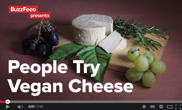 ヴィーガンチーズ知ってますか?今年チャレンジすることの1つに加えてみませんか?