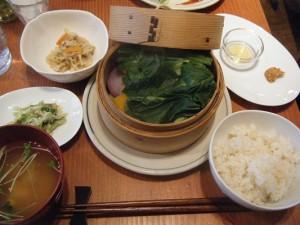 室谷真由美のビューティーフード・レポ 『CHIBIKURO SAMBO』 | 恵比寿のマクロビ・ベジレストランで外食ダイエット