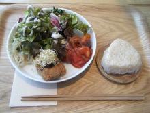 室谷真由美のビューティーフード・レポ 『ガーデンカフェ』 | 表参道のマクロビ・ベジレストランで外食ダイエット