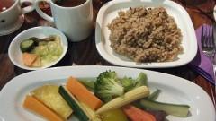 室谷真由美のビューティーフード・レポ 『LOTUS』 | 表参道のマクロビ・ベジレストランで外食ダイエット