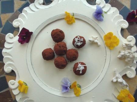 冬の薬膳レシピ④『トリュフ』| キレイで簡単★フレンチ薬膳ダイエット