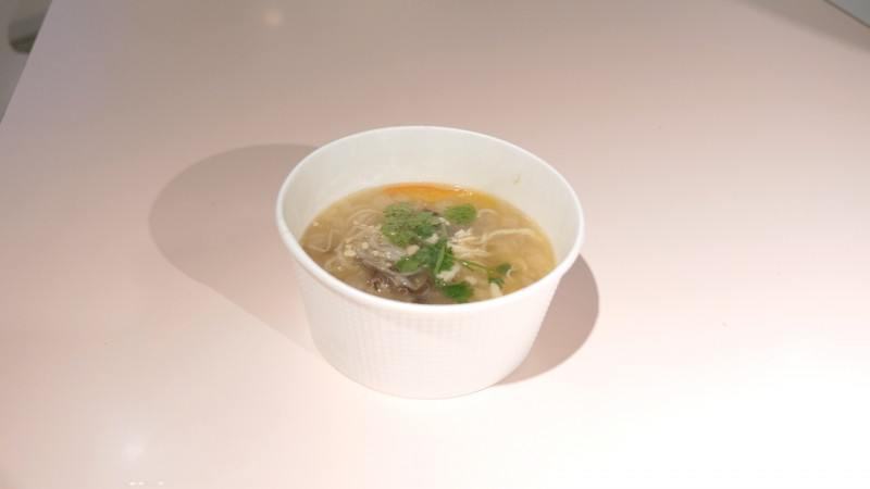 コンビニダイエット「蒸しどりのエスニックスープ [ナチュラルローソン] 」 | 30日間Mealthy Challenge Day8