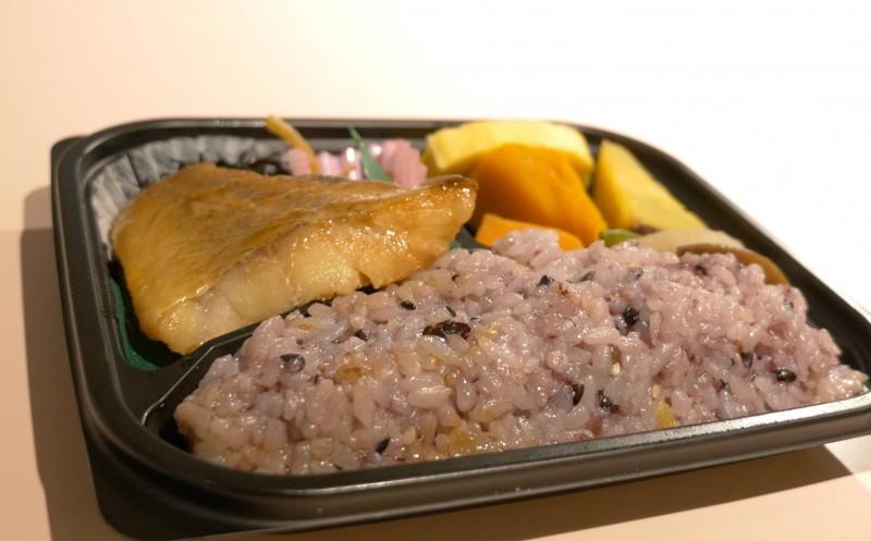 コンビニダイエット「赤魚照焼き弁当 [KINOKUNIYA] 」 | 30日間Mealthy Challenge Day16