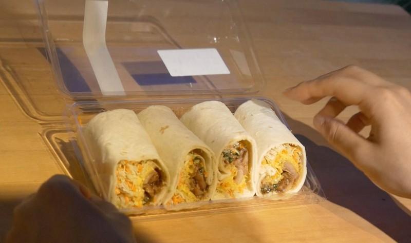 コンビニダイエット「トルティーヤ 照焼チキン [デイリーヤマザキ] 」 | 30日間Mealthy Challenge DAY19