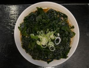 外食ダイエット「わかめそば [富士そば] 」 | 30日間Mealthy Challenge DAY20