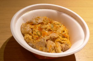 外食ダイエット「親子丼(並) [なか卯] 」 | 30日間Mealthy Challenge DAY27