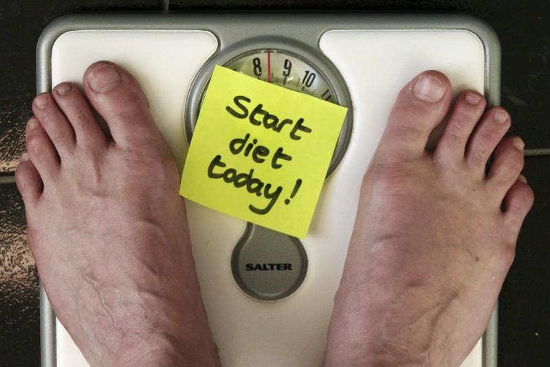 ダイエットの目標体重
