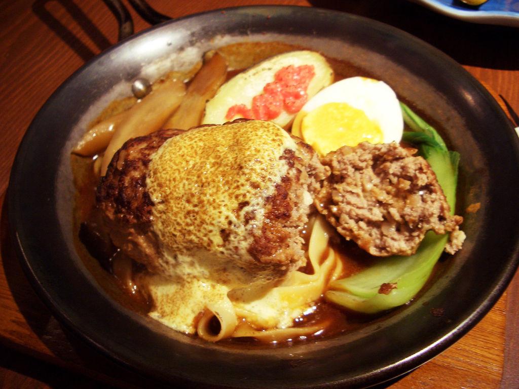 俺のハンバーグ山本 渋谷食堂 | 渋谷駅のハンバーグ - 外食・コンビニ ...