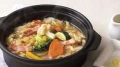 彩り野菜のスープごはん